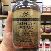 솔가 오메가 3 950mg EPA DHA 100소프트젤