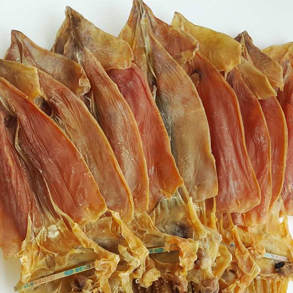 울릉도 오징어 (소) 10마리(500g 내외)