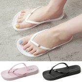 하트 아쿠아슈즈 비즈 여름슬리퍼 샌들 여성쪼리 조리 신발 WUD669199 AZSA143637