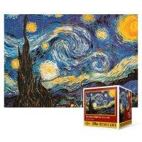 108피스 직소퍼즐 - 별이 빛나는 밤 2 (미니) 퍼즐사랑