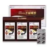 JW중외제약 쏘팔메토 전립선 건강 600mg x 30캡슐 x 3개입