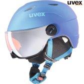 우벡스 주니어 바이저 헬멧 visor pro BL 1819