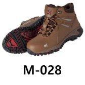 밀레 가죽 장화 m010 방한화 안전화 작업화 절연화 활동화 C21352