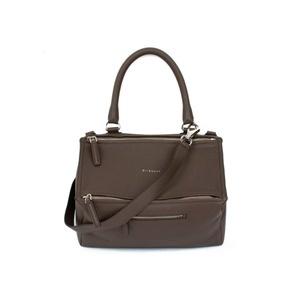 82024f6735c 지방시 GIVENCHY Pandora Medium Leather Shoulder Bag