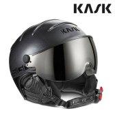 카스크 CLASS SPORT ANTHRACIT 바이저 스키 헬멧