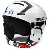 브리코 스키 헬멧 1819 FAITO ITALY FISI WHT BLK