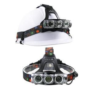 LED <b>충전식 헤드랜턴</b> ..