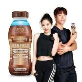 칼로바이 퍼펙트 파워쉐이크 헬스 단백질보충제 프로틴음료 초코맛