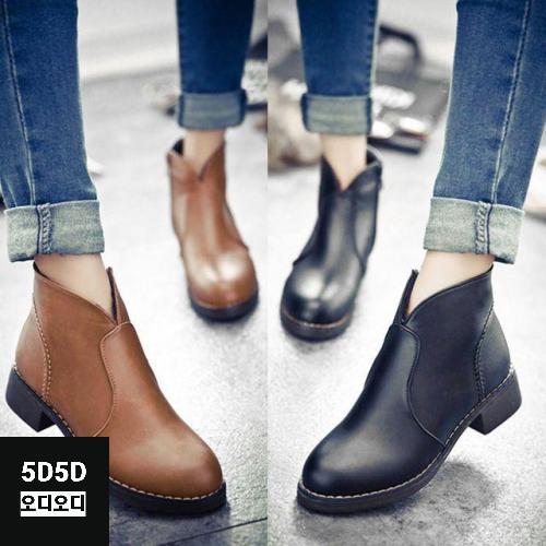 여성화 신발 가을패션 <b>앵글부츠<..