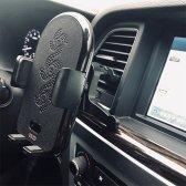 크리츠 차량용 전자동 3코일 고속 무선충전 거치대 CRZ-C300