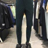 살레와 남성 봄 슬림핏 블랙윙 팬츠 hst m pants AMP17315