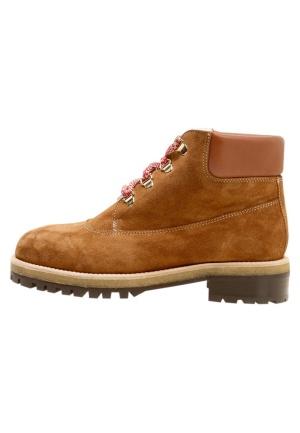 5ec7253b78 Lace-up boots - basket cognac