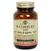 솔가 비타민 B콤플렉스100 673.42mg x 50캡슐