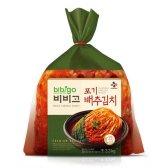 CJ제일제당 비비고 포기배추김치 3.3kg