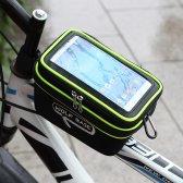 울프베이스 자전거 스마트폰가방 2단 백 핸들백 가방 핸들수납백 자전거백 ASTS18129