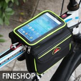울프베이스 더블백 자전거 스마트폰가방 자전거가방 자전거핸들백 백 자전거백 가방 감사합니다 YK6283