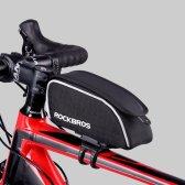 rockbros 락브로스 레오파드 퀵클립 프론트백 자전거용품 자전거가방 F0000872387 FUN