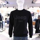 지프 점 로고 맨투맨 티셔츠 GK6TSU871