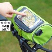 자전거 터치 스마트폰 핸들 가방 XLZ377750