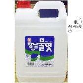 강남식품 XFX012046강남 흰물엿 대용량식자재 물엿