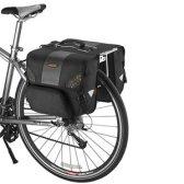자전거 시티 여행용 페니어 가방 짐받이 렉 패니어 케리어 IBBA16