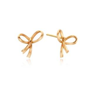 <b>14K 큐트 리본 귀걸이-LB5..