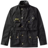 BARBOUR barbour international mens original wax jacket a7 인터네셔널 왁스자켓 MWX0004BK51