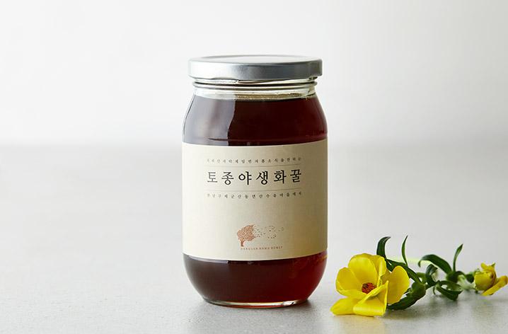 [당산나무벌꿀] 야생화<b>꿀 580..