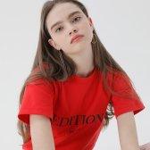 온앤온 레터링 티셔츠 NE9ME090