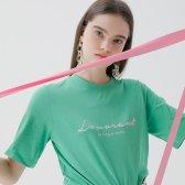 온앤온 레터링 베이직 티셔츠 NE9ME902