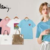 키스해링 popshop summer tshirts pack 여성