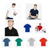 남성 기본 반팔 티셔츠 F8R 라코스테스포츠 L1230-19B