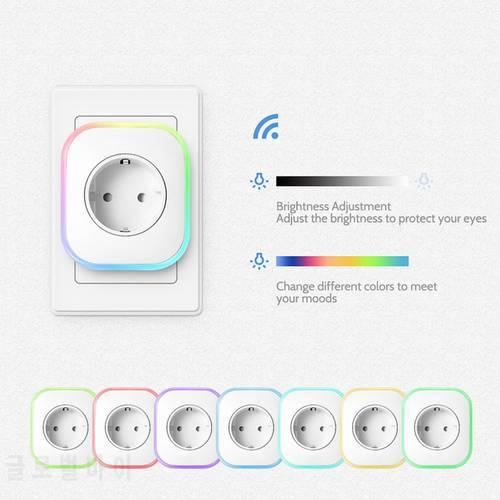새로운 RGB LED 빛 <b>스마트..