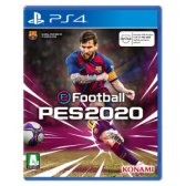 코나미 eFootball PES 2020 (PS4)