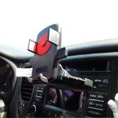 에이링크 원터치 CD슬롯 차량용거치대