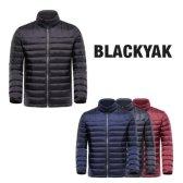 블랙야크 남성용 가을 겨울 경량 구스다운자켓 3BYPAW9001