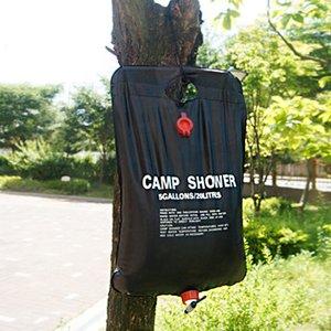 캠핑 <b>샤워기</b> 샤워백 워터..