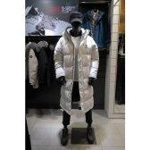 블랙야크 L메테오벤치다운자켓 공용 겨울 거위털롱파카구스롱패딩자켓