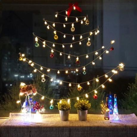 크리스마스 트리 장식 인테리어 <b>..