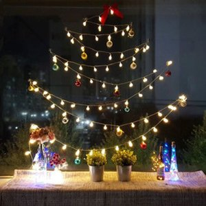 리빙 크리스마스 트리 장식 인테리어 ..