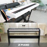 Z 전자피아노 ZP2600HM ZP2700HM 헤머건반 교육용 디지털피아노 페달포함