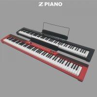 Z 전자피아노 ZP1700 88건반 연습용 교육용 디지털피아노 페달포함