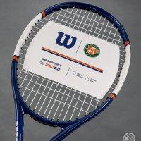 윌슨 테니스라켓 롤랑가로스 이큅 (EQUIPE) HP (286g/100sq.in)
