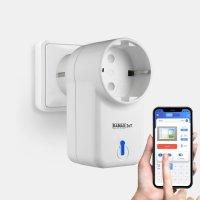 라맥스 IoT 스마트 플러그 스마트홈 WiFi 자동 원격제어 절전 콘센트