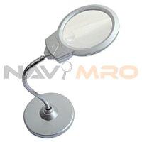 LED 스탠드 돋보기 (원형타입) / 상품코드:200404