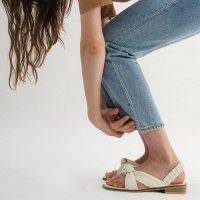 [릴리슈] amare sandal - ivory
