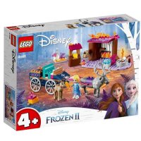 레고 겨울왕국2 엘사의 마차 모험 (41166)