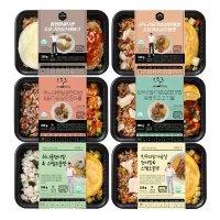 이훈의 건강한 세상  이훈 도시락 혼밥 식단 6종 12팩