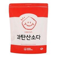 [소다스쿨]산소계 표백제 과탄산소다 대용량 5kg