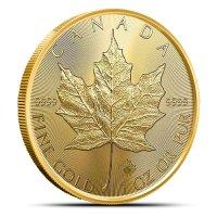 2021 캐나다 골드 메이플리프 금화 1ozt. BU